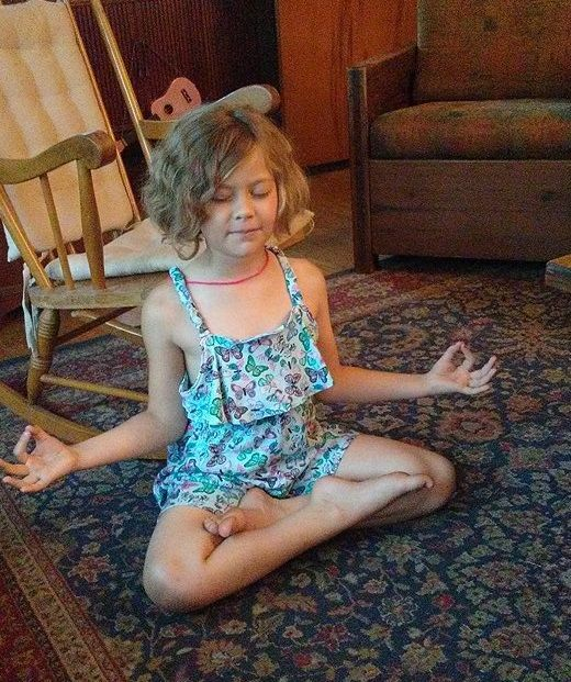 The Faces of Meditation: Oona