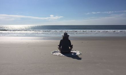 The Faces of Meditation: Carol Reedy Rogero