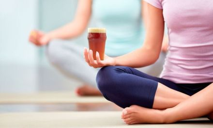 Beer Yoga? Do We Really Need This?