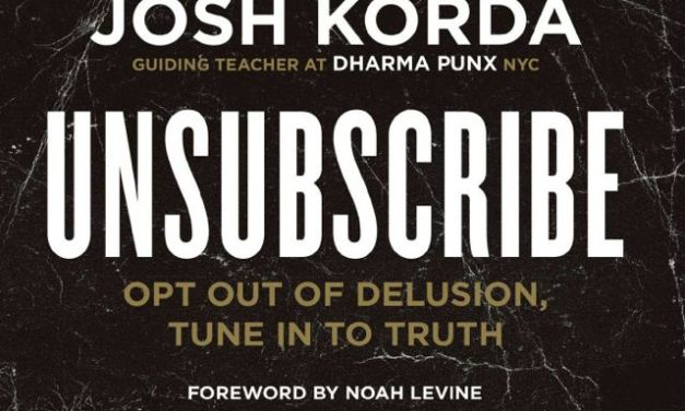 Unsubscribe: Opt Out of Delusion, Tune in to Truth {Book Review}