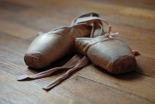 The Death of a Ballerina