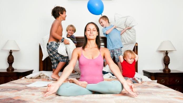Mindful Millennial Mom