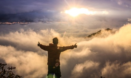 Spiritual Awakening Swagger: A Close Brush with Death