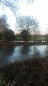 Great Ouse River, Hemingford Abbots