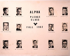 The Alpha Pledge Class - The first of many