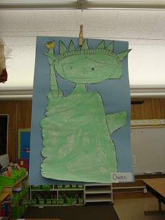 Statue of Liberty Paintings