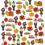 Thanksgiving Find and Tally FREEBIE