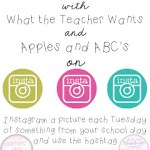 Instagram (Teacher Talk Tuesday)