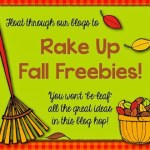 Fall Freebie Bloghop