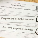 penguin punctuation