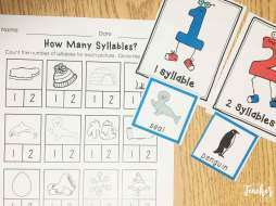 penguin syllables