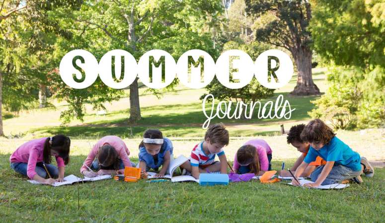 Summer Journals {Keep them Writing!}