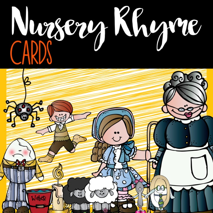 nursery rhyme cards