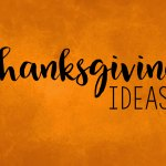 Thanksgiving Ideas and Resources (freebie)