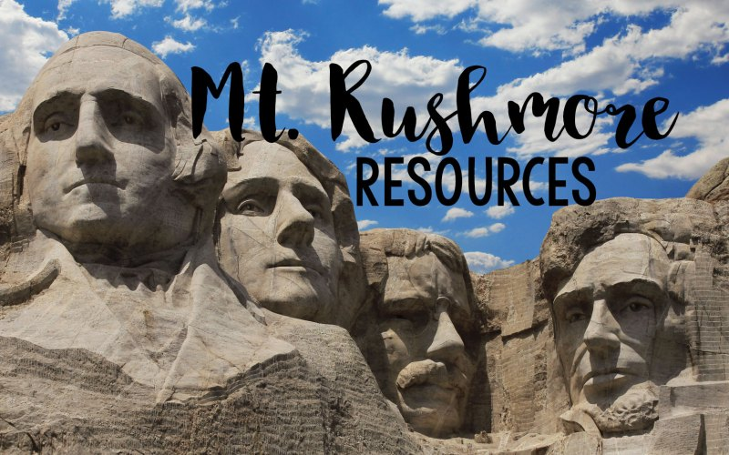 Mt. Rushmore resources
