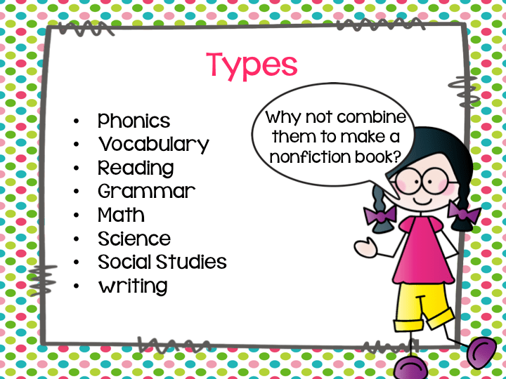 Interactive Notebooks Presentation types