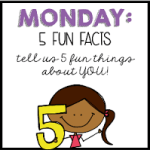 Teacher Week: 5 Fun Facts