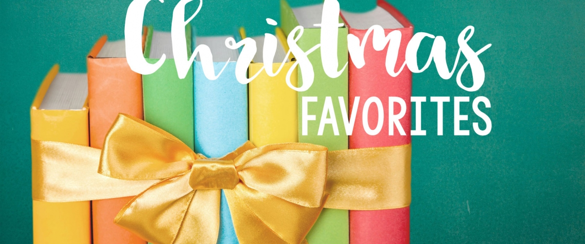 Favorite Christmas books and activities