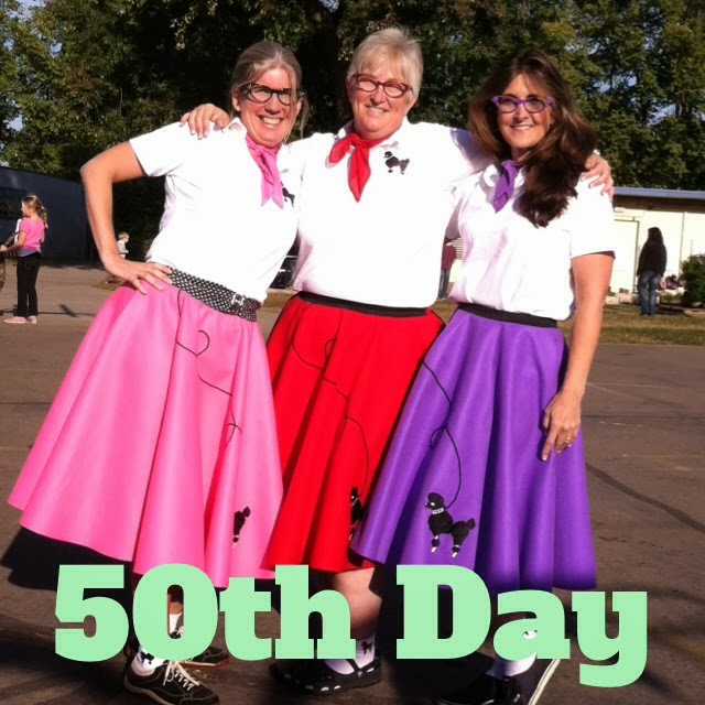 50th day teachers