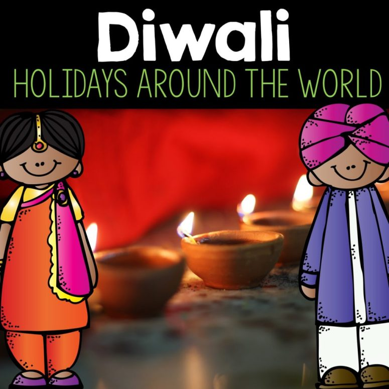 Diwali interactive notebook and close read