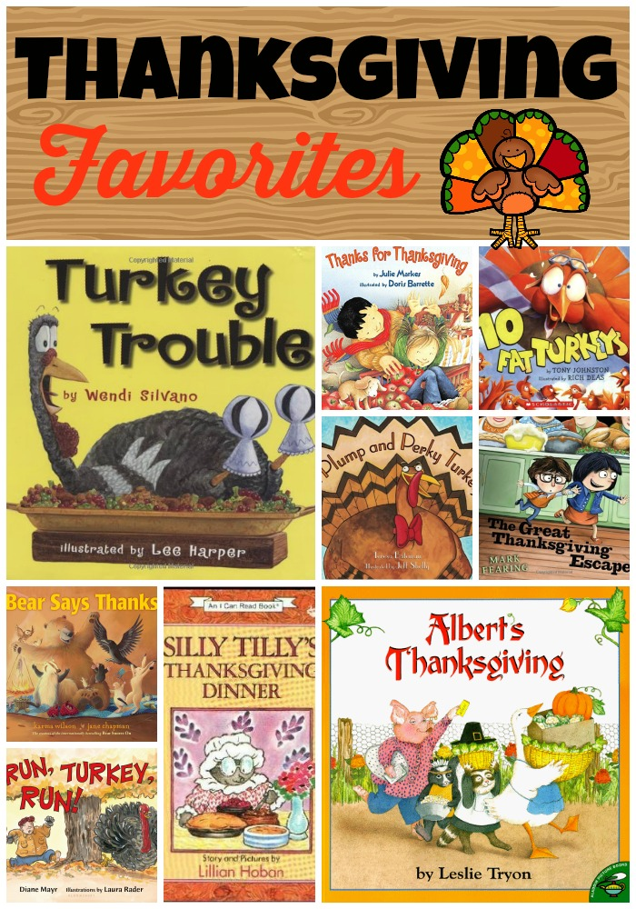 Thanksgiving books