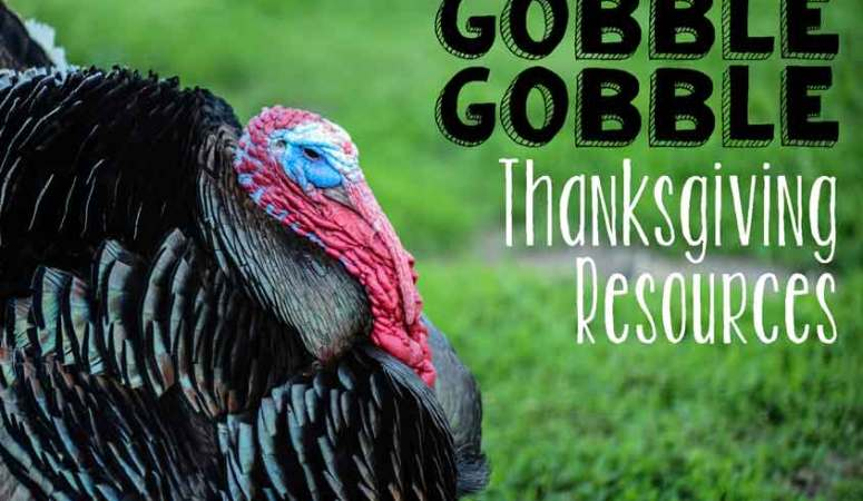 Thanksgiving Classroom Resources