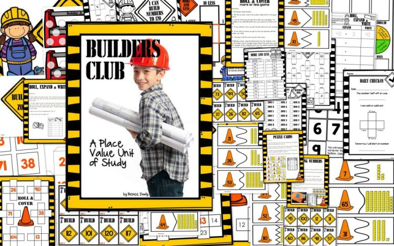 place value builder's club