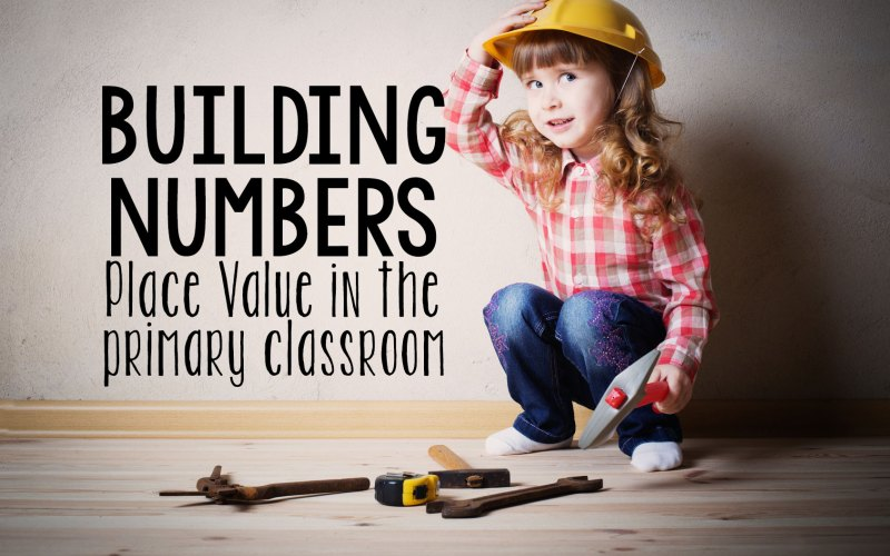 place value in the classroom