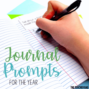 journal with hand writing