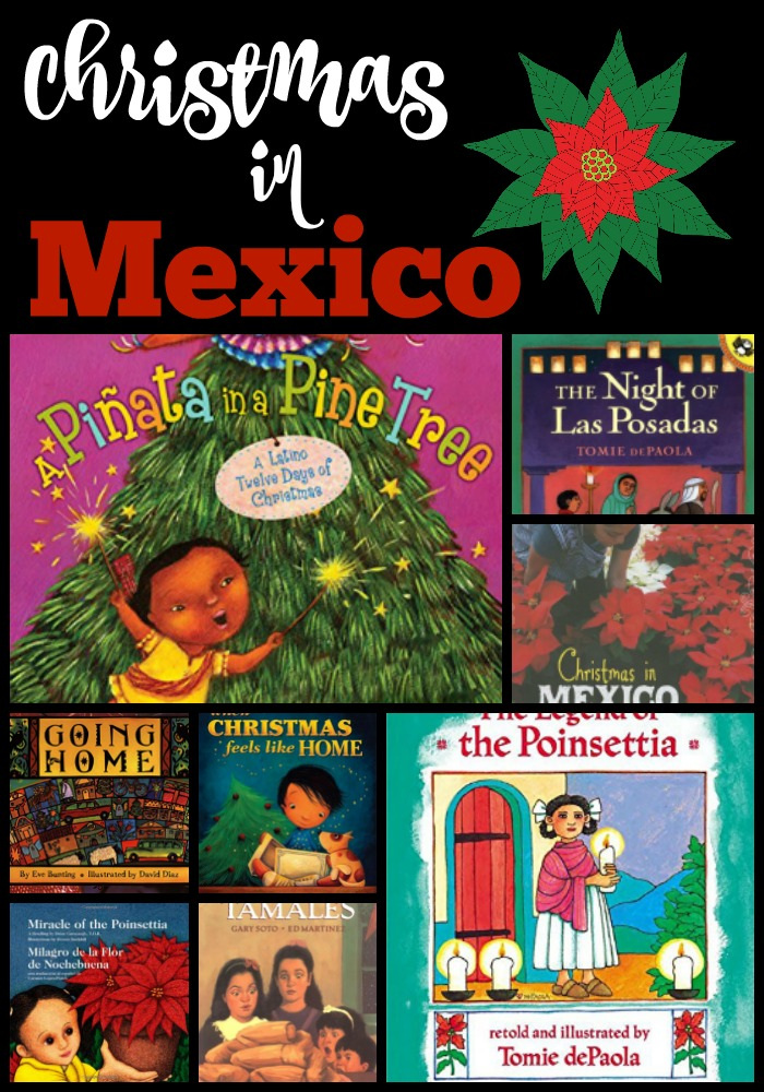 Christmas in Mexico books