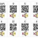 Scan It, Solve It, Write It QR Codes May