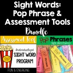sight words assessment and fluency kit