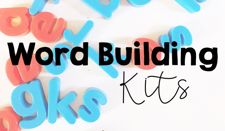 Word Building Kits