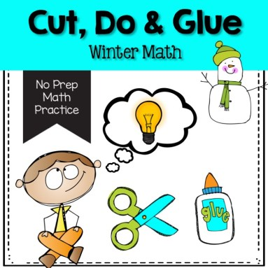 cut do and glue winter