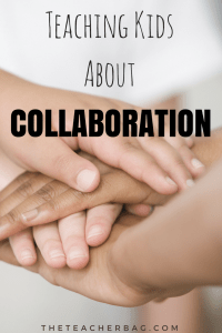 Teaching kids about collaboration