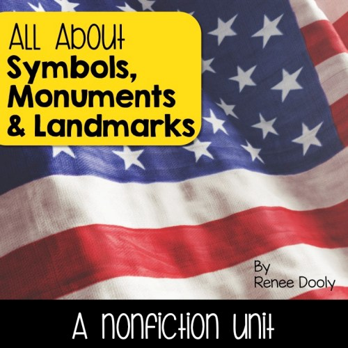 American symbols nonfiction unit