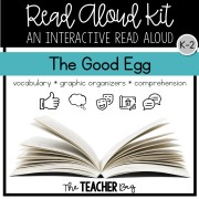 The Good Egg Read Aloud Kit