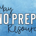 May NO PREP Resources