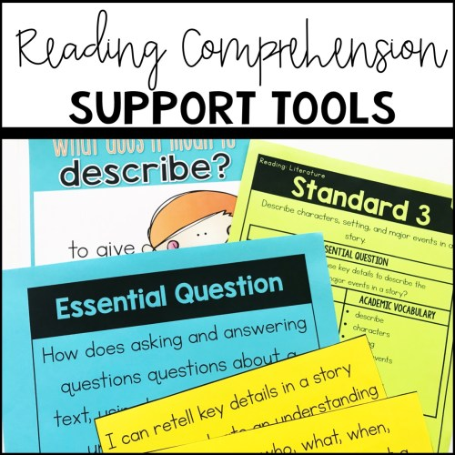 Reading-Comprehension-Support-Tools