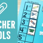 Using Visual Directions in the Classroom