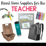 Teacher Must Haves for Back to School (2020 Edition)