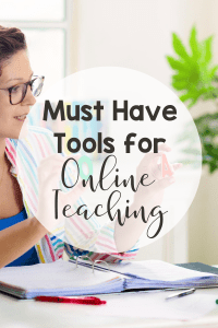 Online teaching tools that are helpfiul