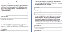 Making Inferences Worksheets  The Teachers' Cafe  Common ...