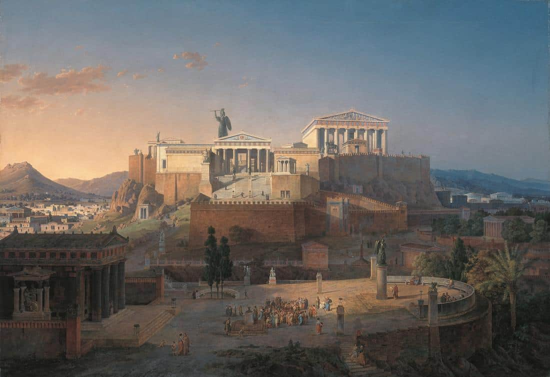 hight resolution of Ancient Greece Online Magazine and Teacher's Guide - The Teachers' Cafe