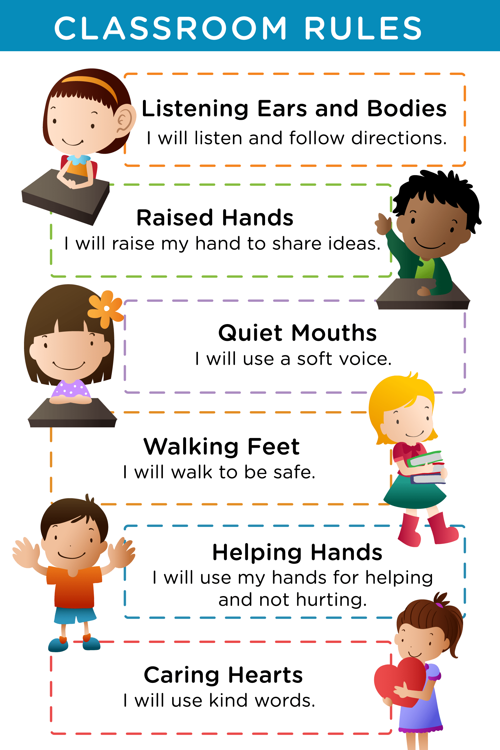 7 Ways Of Making Your Students Mind Their Manners