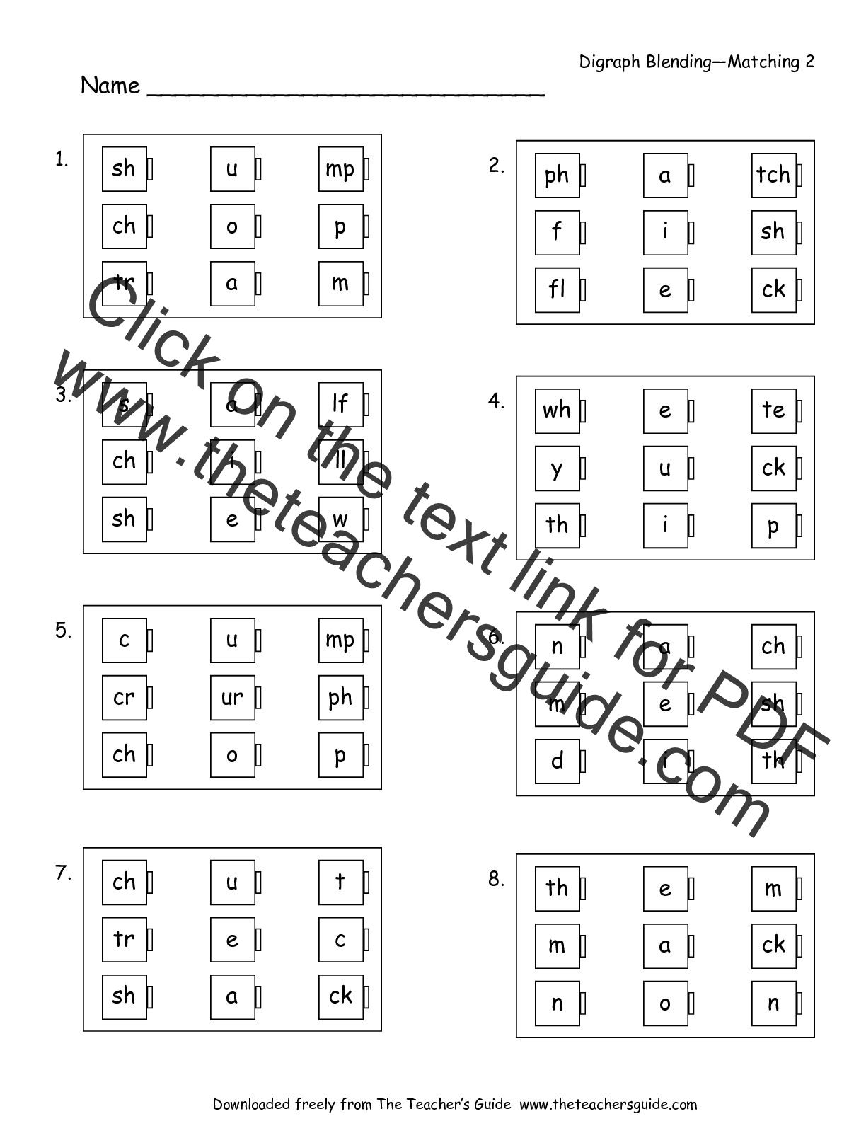 Worksheet Free Printable Phonics Worksheets Grass Fedjp