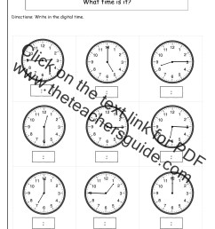 time worksheet: NEW 887 TIME WORKSHEET TO THE HALF HOUR [ 1650 x 1275 Pixel ]