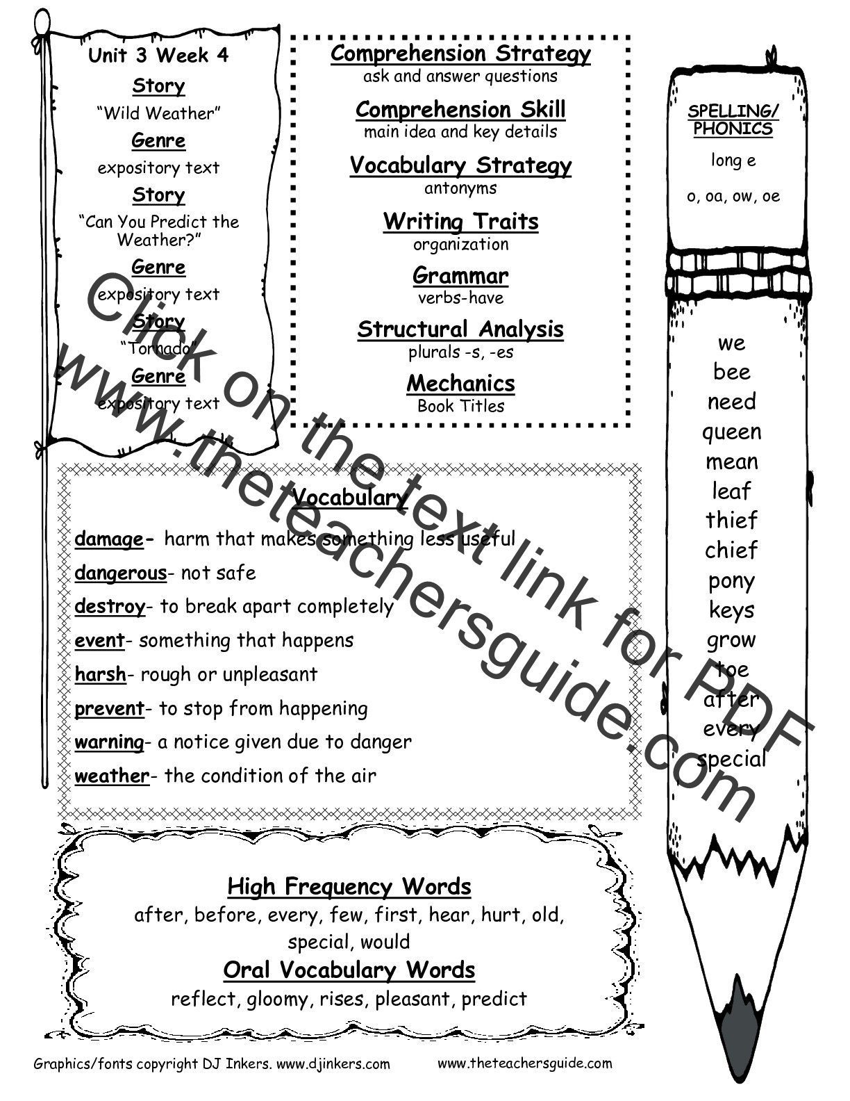 Inflected Endings Worksheet For 2nd Grade