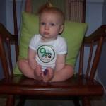 Brady at 9 Months
