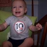 Brady at 10 Months